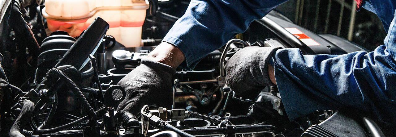 onderhoud auto assen
